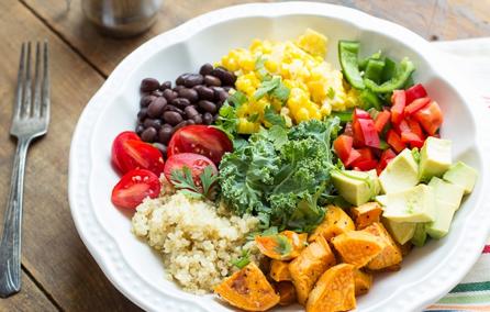 Mediterranean-style eating plan