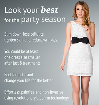 Look your best for the party season