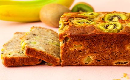 Kiwi fruit loaf